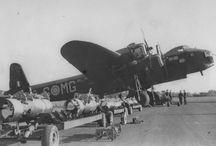 RAF and Aircraft.