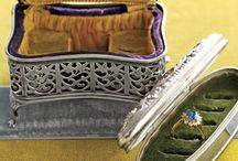 zilveren voorwerpen / Zilveren voorwerpen
