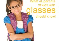 About glasses I have know