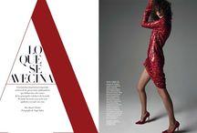 Harper bazaar spain august 2015