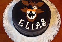 tort na moje (maćka) urodziny