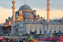 Κωνσταντινούπολη - Istanbul