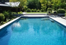 swimming pools/colours