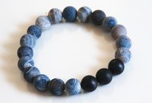 bracelets et colliers de billes