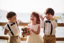 Casamento - Pajens e Daminhas