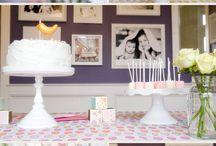 Joan's 1st Birthday Party
