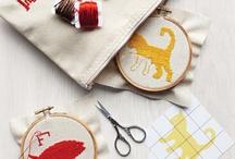 Crafty Cross-Stitch / by Sandra Alexander