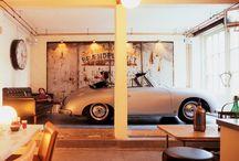 Garage Deco