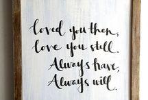 Sayings Love