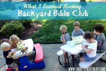 BYBC / Backyard Bible School