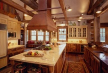 Kitchens that make me want to cook!