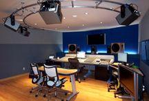 Film Studio Office Ideas / dream scenarios for post production studio