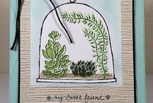 Live, Love, Grow - Stampin Up