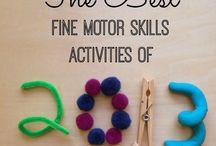 Fine motor / by Steff Moon Sass