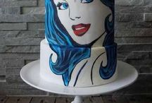 bolos pintados