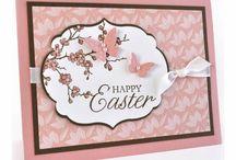 Kortteja pääsiäiseen