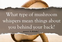 FungiFunnies / Funny Fungi Jokes, Comics, Images -- all things FUNgi