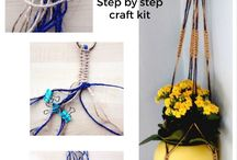 Craft projects / DIY craft projects, ideas, kits & tutorials for adults. Crafts for you and for the home with style & vintage flair. Find inspiration and get crafting!