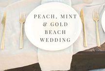 sams beachy cocktail wedding