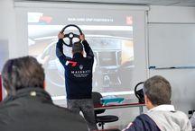"""Maserati Teststrecke """"Autodromo Riccardo Paletti"""" in Varano de' M / Auf der Maserati Teststrecke """"Autodromo Riccardo Paletti"""" in Varano de' Melegari ermöglicht Maserati es die aktuelle Produktpalette ausgiebig kennenzulernen. Auf der Rennstecke und im Gelände erhält man exklusiv die Möglichkeit alle technischen Besonderheiten der italienischen Livestyle Marke kennenzulernen, umso das gesamte Potential der einzelnen Modelle ausschöpfen zu können."""