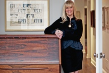 Julia Buckingham Edelmann / Julia's passion for antiques, artifacts, and found objects translates into beautiful and exuberantly youthful homes with a timeless quality that she creates for her Buckingham Interiors + Design clientele. She has just opened her 2nd Chicago showroom, located in the burgeoning design district on Grand Avenue, and she is well-known as one of the famous Material Girls bloggers. http://materialgirlsblog.com/  #hpmkt