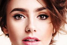 Lily collins~