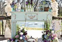 Dream Bouquet: Outdoor Ceremony