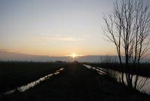 Wandelen in Nederland / Foto's van onze wandeltochten door Nederland