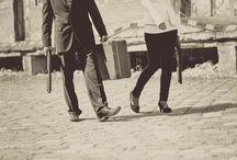 Bonnie &Clyde Wedding
