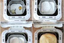 bread machine breads