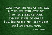 Quotes: Tolkien