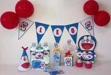 Doraemon party