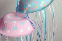 Kids party ideas for 5th birthday party / Sienna's 5th birthday party - Mermaids or under the sea