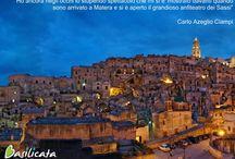 Basilicata quote / Emozioni della Basilicata