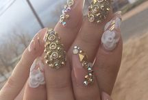 nails#bling#pretty#classy#i#love#nails.
