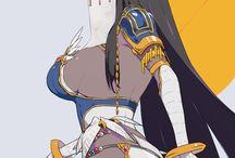 Fate/GO Caster (Scheherazade)