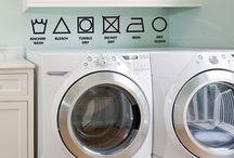 laundry rooms . waschküchen