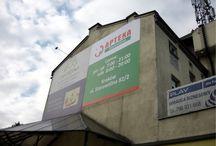 Banery reklamowe - druk banerów Kraków / Projektowanie - druk banerów reklamowych dla Firm i przedsiębiorstw