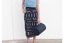 Wear that Skirt in style-licious