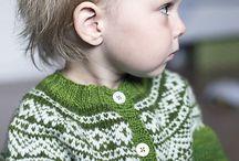 Knitting for handsome little boys / Strikk