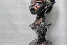 MUR Energy Sculpture Art / Sacred geometry and universal energy sculpture art.