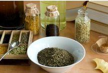 urter og te