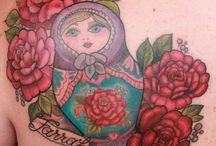 Nesting Doll Tattoo Ideas