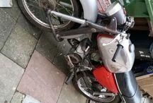 Meine Mopeds
