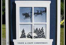 Hearth & Home Window Framelit