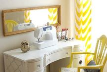My Space / My future sewing/crafting room! / by Chelsie McKee