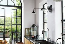 k i t c h e n  / Kitchen inspiration  I need wonderful ideas for remodeling my kitchen / by Vicki Klein