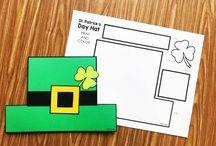 St Patrick`s day activities