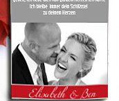 Le journal des mariés. / Qu'est-ce qu'un journal des mariés et à quoi ça sert ?  Le journal des mariés est un journal personnalisé, conçu pour les futurs époux et les invités à l'occasion d'un mariage.