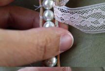 bracelets - DIY projects